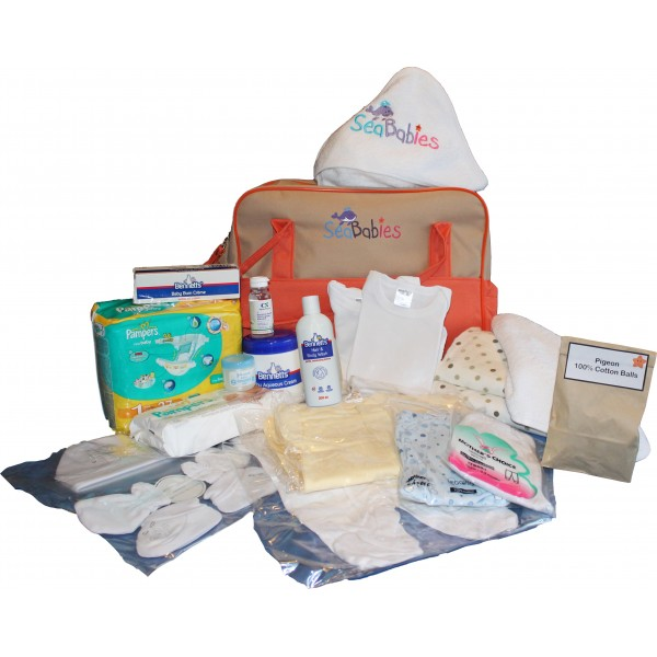 Baby Hospital Diaper Bag Pre-Packed