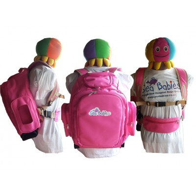 Baby Diaper Backpack Bag Only
