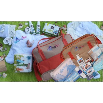 Baby Eco Bag & Mum Bags Combo Deal - R300 OFF