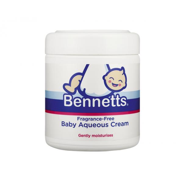 Bennetts Baby Aqueous Cream 350ml