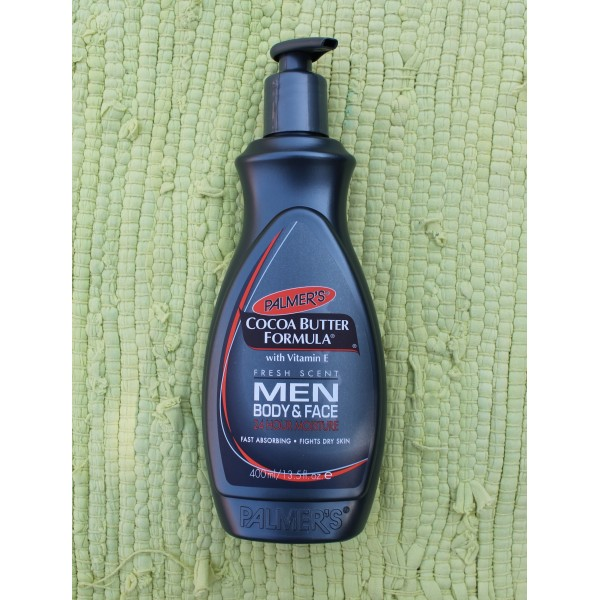 Palmers Men's Body and Face Lotion 400ml