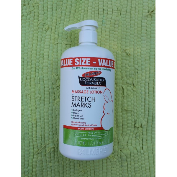 Massage lotion for Stretch Marks 1L