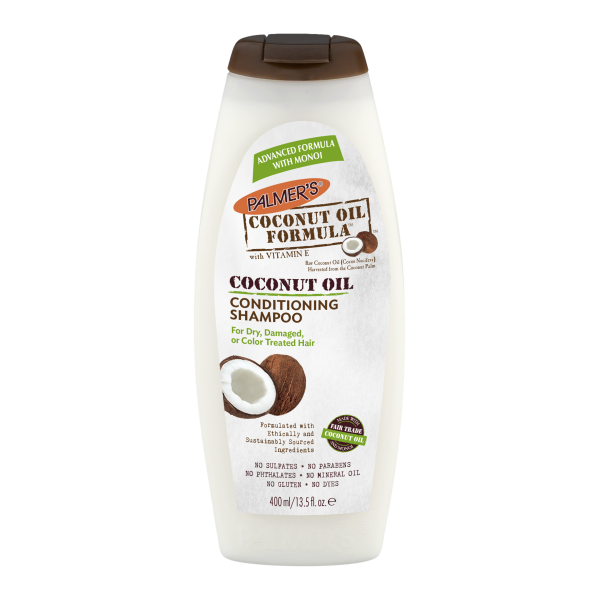 Coconut oil Conditioning Shampoo 400ml